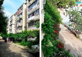 2-хкомнатная Сурикова - Алупка  Квартира